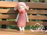 【转载】小忆手工----lalylala系列之羊人娃娃