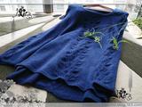 青花--201516羊绒套衫