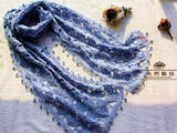 【转载】扇舞--冬季围巾