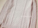 【转载】【七彩虹出品】菱格——巴彦淖套头羊绒衫