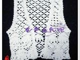 紫色连衣裙*手工~~~【百搭小背心】~~~~~纯棉开衫