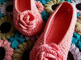 [转载]森女必备~~~~~玫瑰花地板鞋