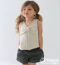 15例儿童款美衣编织图片欣赏
