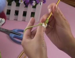 编织人生视频学堂第12集----环形编织的方法