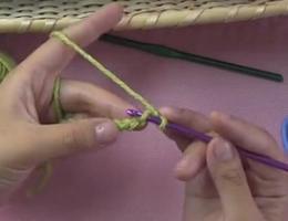 编织人生视频学堂第74集-----短针的片钩与圈钩