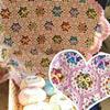 平安彩票开奖直播网视频学堂------小熊拼花毯的编织方法