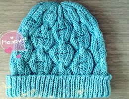 编织人生视频学堂-----爱马仕帽子的编织方法