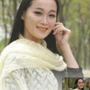 编织人生视频学堂----云马作品嫩黄色围巾零基础教程