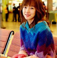 里恩彩的七彩毛衣编织教程
