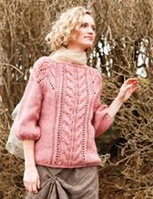 编织人生视频学堂(浮光)---超大牌甜美可爱女士毛衣