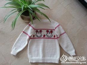 3-6岁的宝宝毛衣编织教程