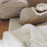 0-3岁萌翻了的婴儿织物 棒针婴儿毛衣款式