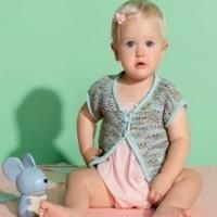 2014年儿童毛衣新款 春夏法式儿童毛线衣款式精选