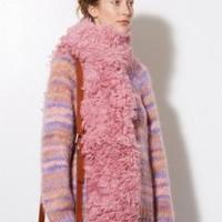 当舒适遇见魅力 2015年春季时尚女性针织款
