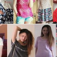 10款最热的女士编织款式精选(五)