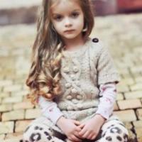 时尚大牌之春秋儿童毛衣款式精选