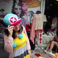 深圳织女将时尚编织带入创意市集
