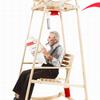 瑞士艺术设计 会编织的摇椅