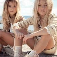 Twin-Set Simona Barbieri2014早秋女童毛衣款式欣赏