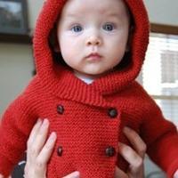 8款经典儿童开衫毛衣款式