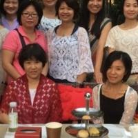 10月12日广州编织聚会 有朋自远方来与织爱公益