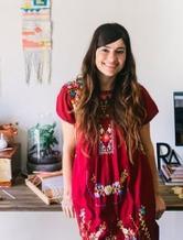 羊毛编织挂毯艺术家Maryanne Moodie访谈