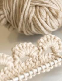 花边编织技巧之有趣的花式起针法