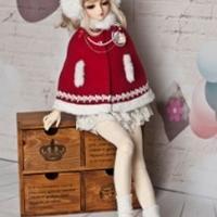迷你编织衣 潮范儿十足的娃娃针织服饰