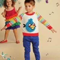 19款萌萌哒儿童毛衣款式(3-4岁儿童毛衣)