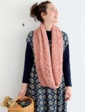 围巾的各种系法 编织围巾的搭配技巧大全