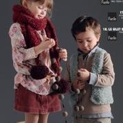 儿童毛衣编织花样5000 儿童毛衣款式