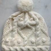 编织帽子教程大全 手工毛线帽子的编织技巧