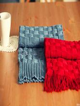 织围巾 围巾编织方法 编织围巾教程