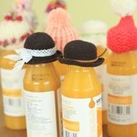 【织爱公益】爱心小帽 将爱延续 一起动手织起来吧!
