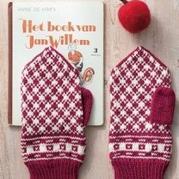 织手套 织手套的方法 手套编织教程图解
