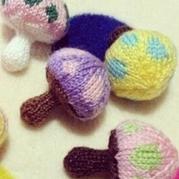编织玩偶 手工制作玩偶 毛线编织玩偶教程