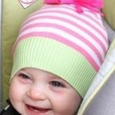 手工diy 旧物改造 旧毛衣变身儿童帽子