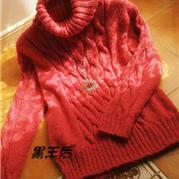 韩风毛衣 韩版棒针女士毛衣 韩版毛衣款式汇总