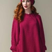 女士毛衣款式推荐 15款时尚冬季女士长款毛衣