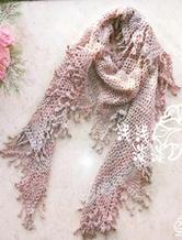 围巾的各种织法图解 围巾织法大全