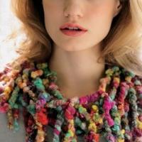 无需编织的毛线 另类无定式艺术毛线
