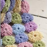 不一样的居家钩织 致柔软的编织毯们