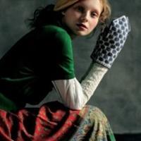 拉脱维亚的至宝 编织连指毛线手套