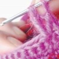 钩针编织拖鞋的方法和步骤(中)