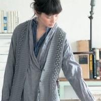 女士背心编织款式精选