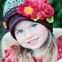 帽子编织 35款儿童毛线帽子编织花样