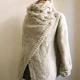 或繁或简10款欧美设计棒针毛衫