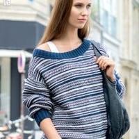 法国克林2014女士秋冬毛衣款式欣赏
