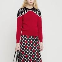 2015欧美女士编织毛衣款式精选
