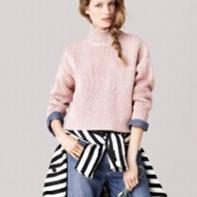 2015春Top 25女式针织服装款式推荐